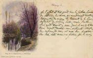 1 vue  - vue de la Chalaronne, à Thoissey (ouvre la visionneuse)