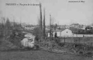1 vue  - vue prise de la Garenne (ouvre la visionneuse)
