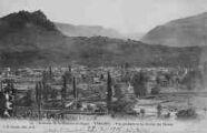 1 vue  - vue générale et les roches des Moines (ouvre la visionneuse)