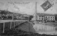 1 vue  - vue générale et station électrique de Chamalan (ouvre la visionneuse)