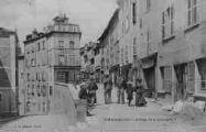 1 vue  - entrée de la Grande Rue (ouvre la visionneuse)