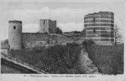 1 vue  - ruines d'un château féodal XIIe siècle (ouvre la visionneuse)