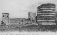 1 vue  - Ruines d'un Château féodal (XIIe siècle) (ouvre la visionneuse)