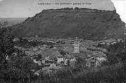 1 vue  - Vue générale et plateau du Colou (ouvre la visionneuse)