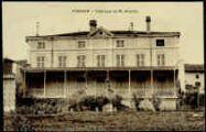 1 vue  - Château de M. Bondet (ouvre la visionneuse)