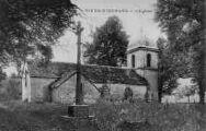 1 vue  - l'église (ouvre la visionneuse)