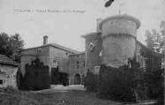 1 vue  - vieux château de la Grange (ouvre la visionneuse)
