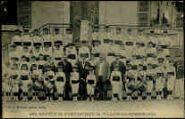 1 vue  - Société de gymnastique - 1913 (ouvre la visionneuse)