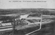 1 vue  - vue sur Dompierre - le haut Fourneau et les gares (ouvre la visionneuse)