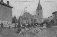 1 vue  - Place de l'Eglise tricycle (ouvre la visionneuse)