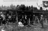 1 vue  - Un train en panne entre Sénissiat et Villereversure (ouvre la visionneuse)