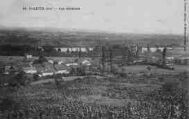 1 vue Légende inscrite sur la carte postale : 69. VILLETTE (Ain) - Vue Générale5 Fi 449-2
