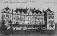 1 vue  - asile saint-Georges - le château (ouvre la visionneuse)