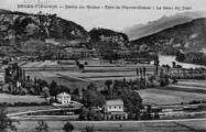 1 vue  - défilé du Rhône - fort de Pierre-Châtel - la Dent du Chat (ouvre la visionneuse)