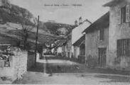 1 vue  - route de Belley à Yenne (ouvre la visionneuse)