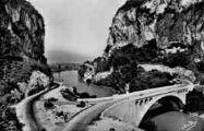 1 vue  - pont de la Balme (ouvre la visionneuse)
