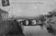 1 vue  - Le Pont de La Balme et les batteries basses de Pierre-Châtel (ouvre la visionneuse)