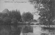 1 vue  - la Veyle au grand pont (ouvre la visionneuse)