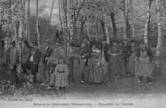 1 vue  - Moeurs et Coutumes Bressanes - Ebaudes en Bresse (ouvre la visionneuse)
