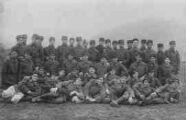 1 vue  - 8e Bataillon de chasseurs, années 1930 (ouvre la visionneuse)