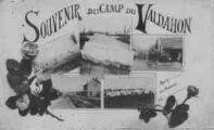 1 vue  - Souvenir du Camp du Valdahon (ouvre la visionneuse)
