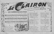 1 vue  - Le Clairon, poésie de paul Déroulède, musique de Emile André (ouvre la visionneuse)