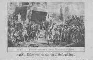 1 vue  - 1792 - L'Enrôlement des Volontaires - 1918 - L'Emprunt de la Libération (ouvre la visionneuse)