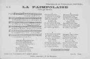 1 vue  - La paimpolaise, créée par Mayol, chansons de Théodore Botrel (ouvre la visionneuse)
