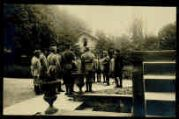 1 vue  - Général Beaudemoulin et ses officiers-223e RI (ouvre la visionneuse)