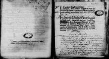 64 vues Andert-et-Condon 1761 - 1789