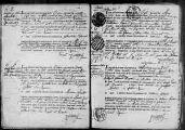66 vues Andert-et-Condon 1817 - 1821