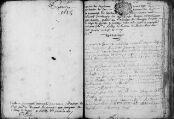 1 vue Ceyzérieu 1685 - 1686