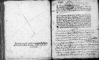 1 vue Ceyzérieu 1744 - 1745