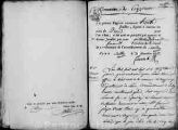 1 vue Ceyzérieu 1806 - 1807