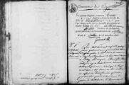 1 vue Ceyzérieu 1808 - 1809