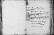 1 vue Ceyzérieu 1832 - 1833