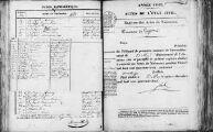 1 vue Ceyzérieu 1842 - 1843