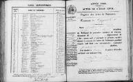 1 vue Ceyzérieu 1865 - 1866