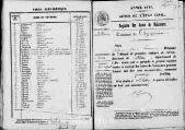 1 vue Ceyzérieu 1869 - 1870
