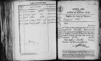 1 vue Izieu 1836 - 1837