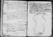 14 vues Pouillat 1686 - 1688