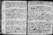 21 vues Pouillat 1759 - 1763