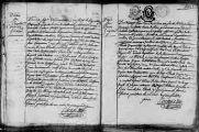 26 vues Pouillat 1797 - 1802