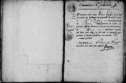 9 vues Pouillat 1815 - 1816