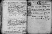 1 vue Pouillat 1820 - 1821
