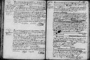 11 vues Pouillat 1827 - 1828