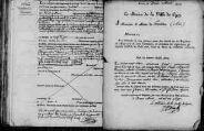 9 vues Pouillat 1829 - 1830