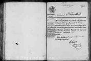 1 vue Pouillat 1830 - 1831