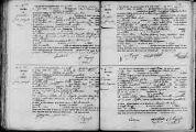 4 vues Pouillat 1841 - 1842