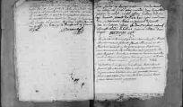 2 vues Vandeins 1690 - 1691
